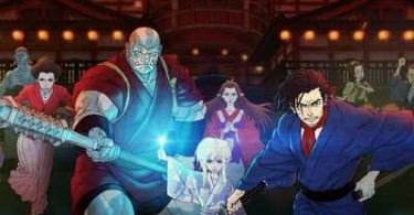 Bright: Samurai Soul (2021) – Animation