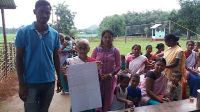 Dream building and Self Assessment at Kerkhabari Pt II