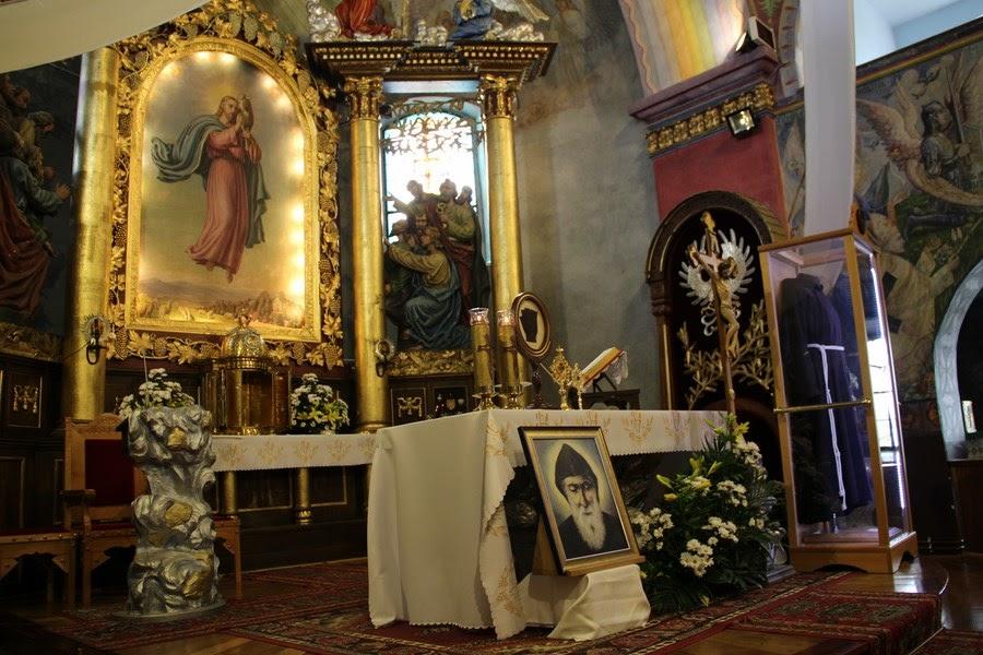 Z relikwiami św. O.Pio w Istebnej - IMG_3481.JPG