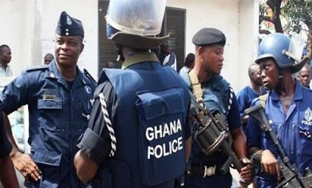 Nkoranza Police Urges MoMo Vendors To Close Early