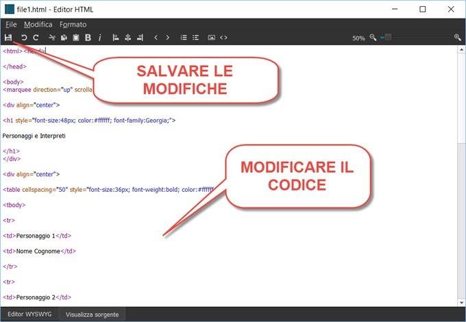 modificare-codice-html