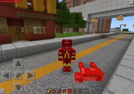 iron man texture pack