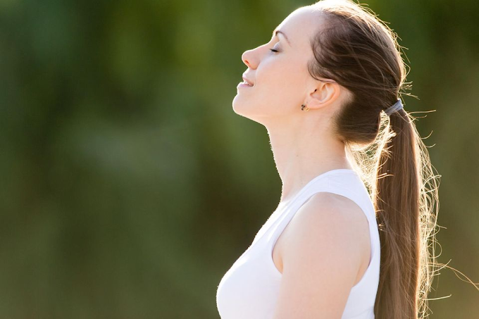 Lose weight quickly and still relaxed - with the fire breathing technique