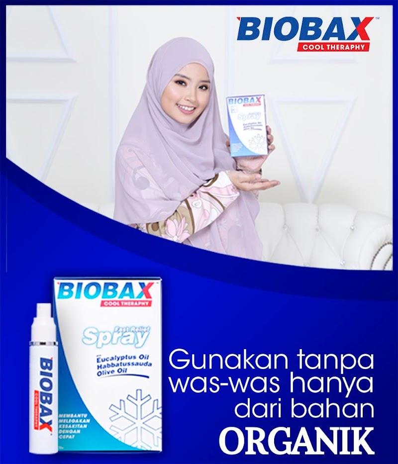 Bioxbax Cool Therapy..COD Kuala Lumpur (Bank Negara & Kawasan Sekitar)