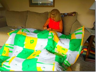 Marsha quilts