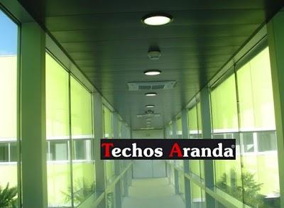 Techos Barrio Los Berrocales