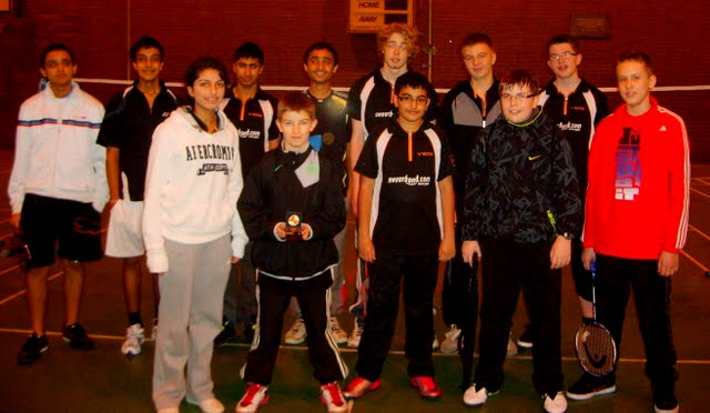 Juniors @ Beds U14/18 Team Tournament - S6009114.JPG
