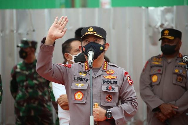 Kirim Surat ke Jokowi, Kapolri Ingin Tarik 56 Pegawai KPK yang Tak Lolos TWK