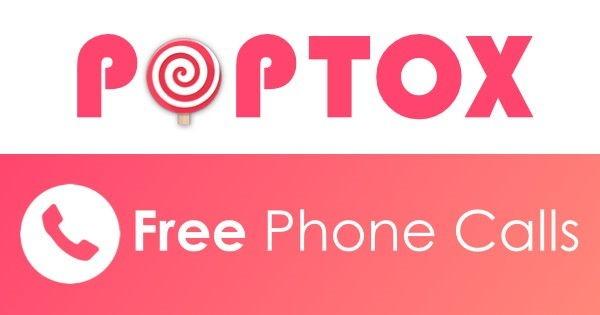 poptox free online internet calls