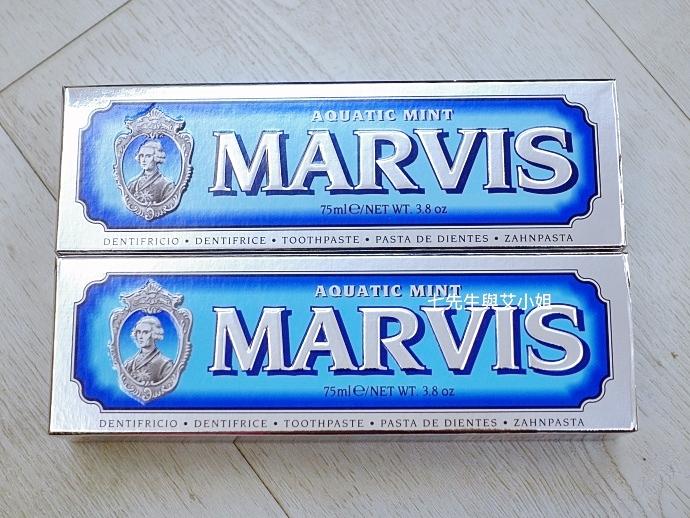 3 Marvis 好市多購物 義大利牙膏 牙膏界愛馬仕