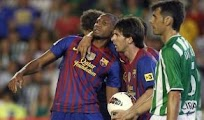 Goles R Betis Barcelona [1-2]  ViDEO Messi 9 Dic