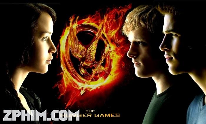 Ảnh trong phim Đấu Trường Sinh Tử - The Hunger Games 1