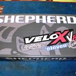 Bouwverslag shepherd Velox V8 Eleven