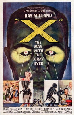 X: The Man with the X-Ray Eyes (1963) BluRay 720p HD Watch Online, Download Full Movie For Free