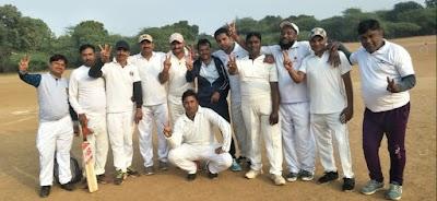 शिवपुरी ने फाइनल में ग्वालियर को हराकर संभागीय प्रतियोगिता जीती   Shivpuri News
