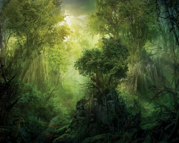 Fantasy Of Mystical Territory, Fantasy Scenes 2