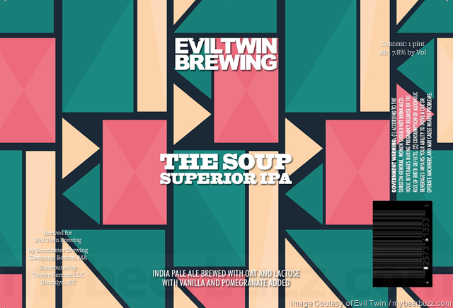 Evil Twin The Soup Superior IPA