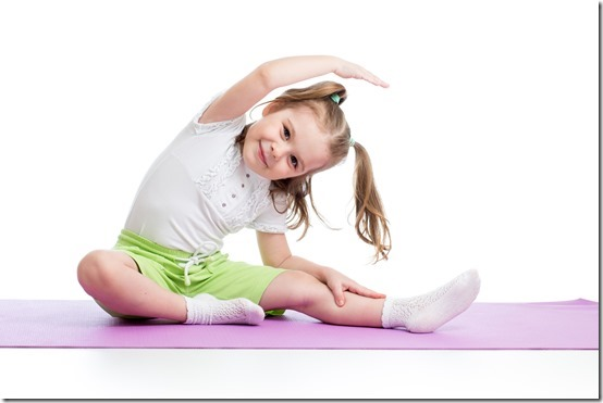 Asanas de Yoga resumidas para niños 713