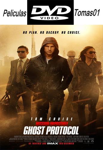 Misión imposible 4: Protocolo Fantasma (2011) DVDRip