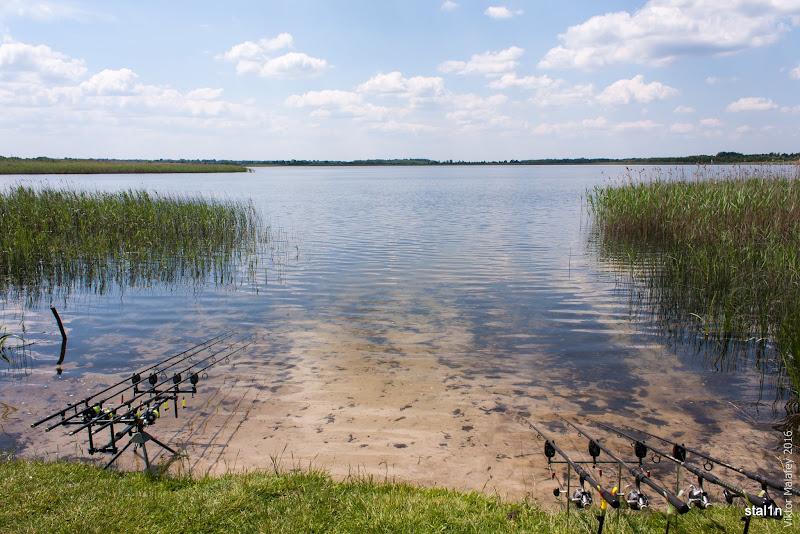 Озеро Лука, село Лютка