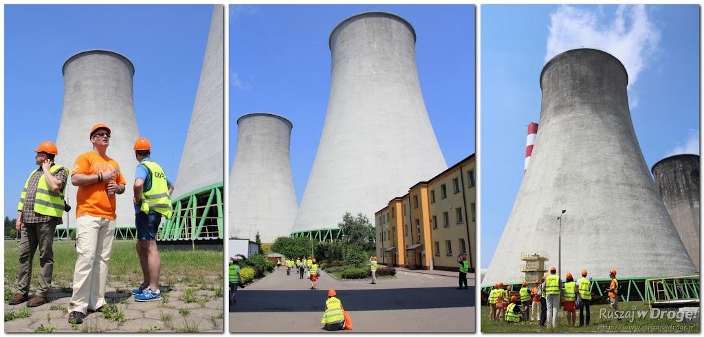 Łaziska Górne - zwiedzamy tereny elektrowni