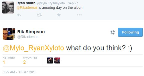 Rik Simpson on Twitter