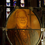 Fr. Warren Metzler's Memorial Window