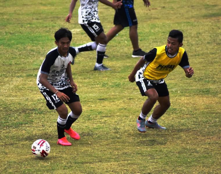Berlaga di Liga 3 Jateng, Laskar Jaka Poleng Targetkan Lolos Liga 2 Nasional