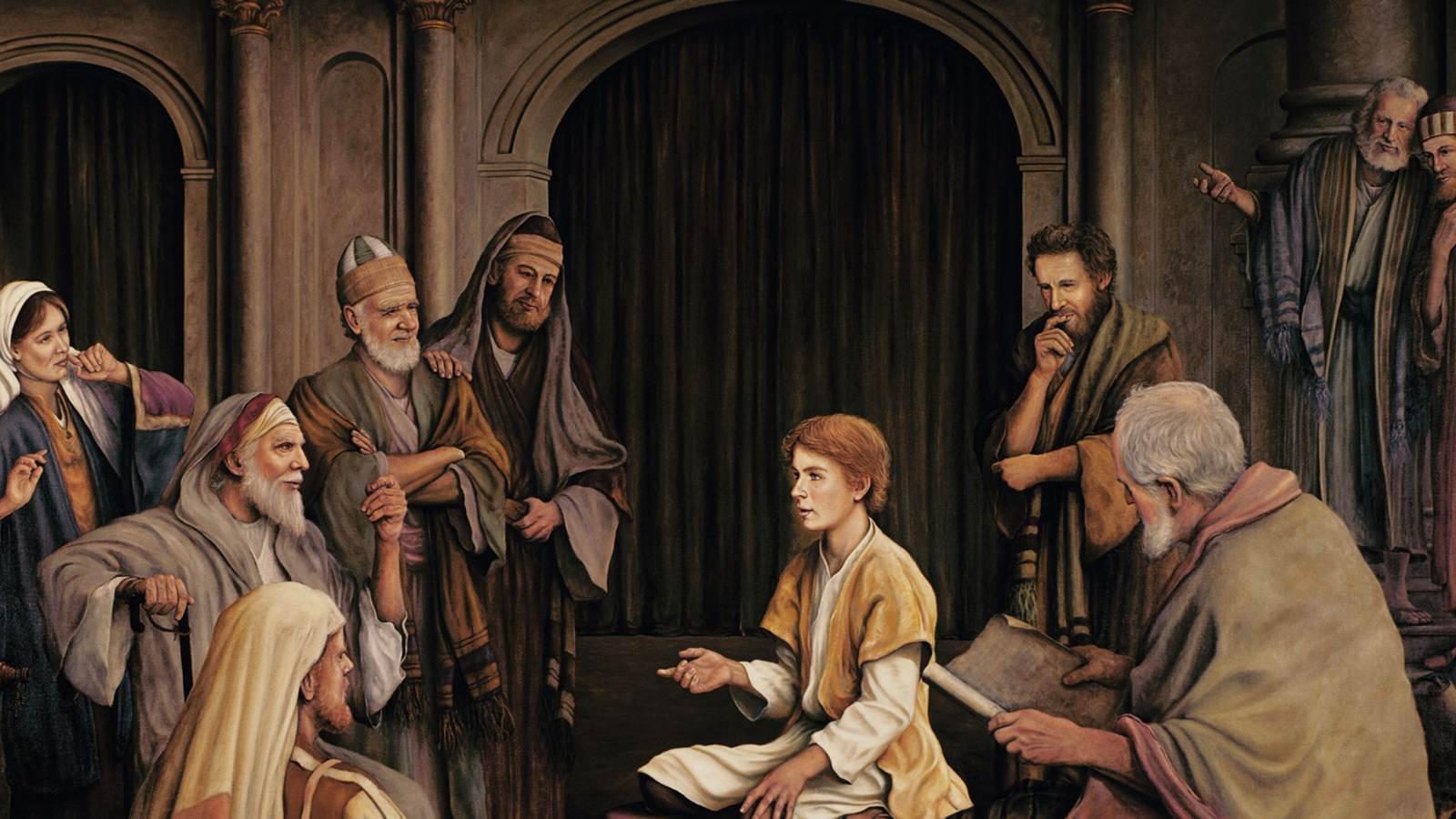 học bạ Chúa Giêsu