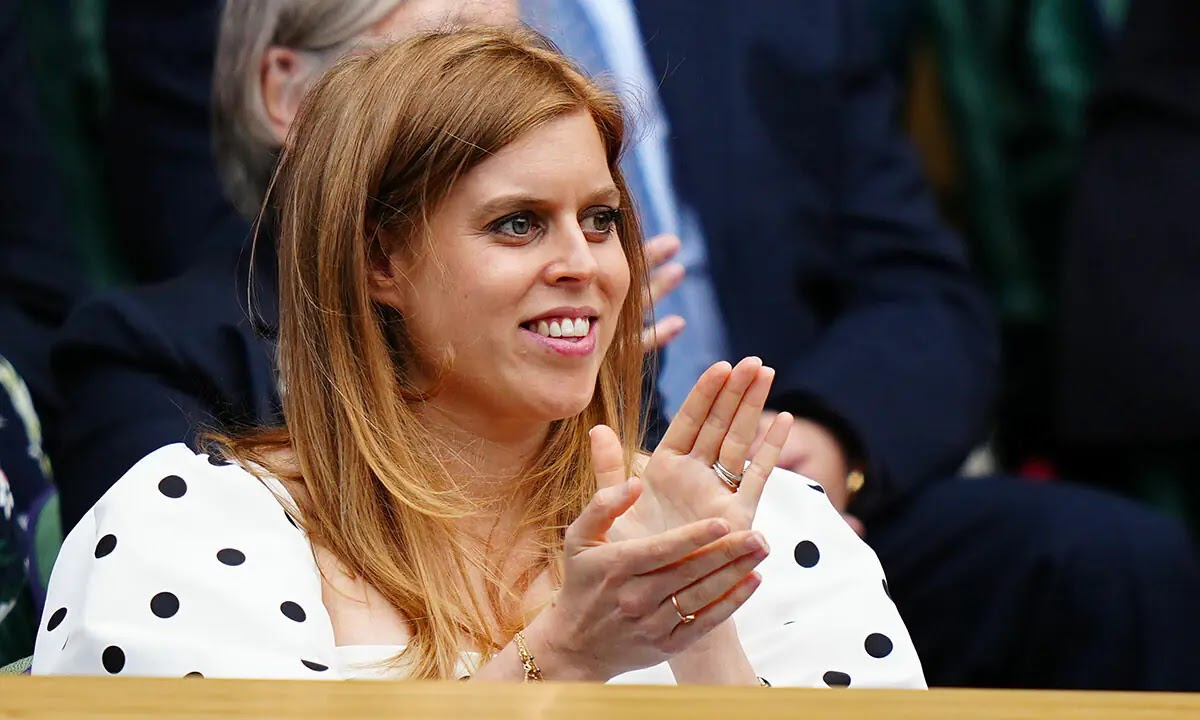 Princess Beatrice Takes Part in Fun Children's Activity Ahead of Birth of First ChildPrincess Beatrice Takes Part in Fun Children's Activity Ahead of Birth of First Child