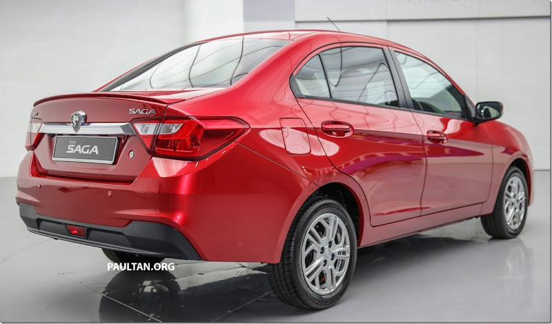 Proton Saga 2016 Sangat Mengancam! Era SAGA Berterusan, Proton Saga 1.3L Standard, Proton Saga 1.3L Standard CVT, Proton Saga 1.3L Executive CVT, Proton Saga 1.3L Premium CVT, Proton Saga 2016, New Saga 2016, Proton,