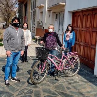 Bicicleta Mónica Semenza