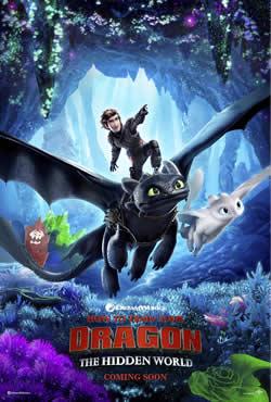 Baixar Filme Como Treinar o Seu Dragão 3 Torrent - 720p e 1080p WebRip
