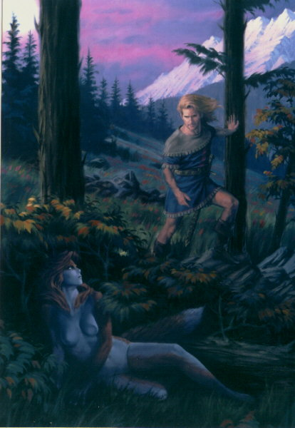 Abelan, Magick Warriors 4