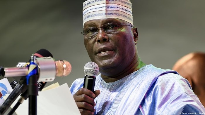 Be patient! Don't lose hope on PDP, Atiku begs Nigerians