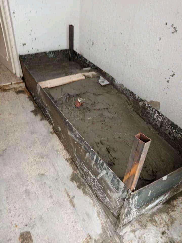 بالصور / تفاصيل  جديدة  لجريمة  حي التضامن  الذي  عثر عليه داخل قبو حديدي في المنزل