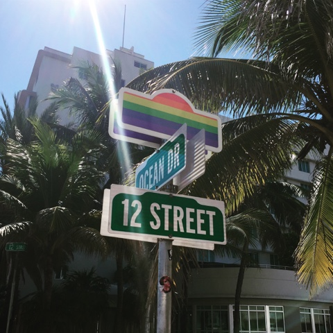 South Beach, Miami is extremely gay friendly