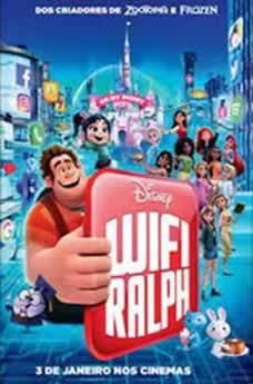 Baixar Filme WiFi Ralph: Quebrando a Internet