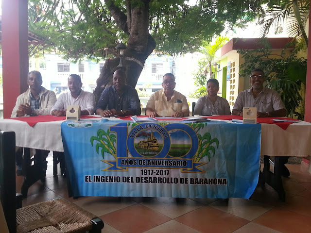 Celebrarán los cien años de Villa Central con actividades religiosas, deportiva y culturales