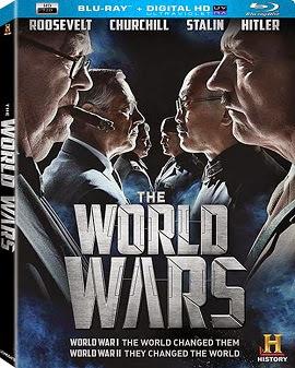 [-History Channel-] Guerras Mundiais (2014) HDTV 720p Dublado 1ª Temporada Completa – Torrent Download