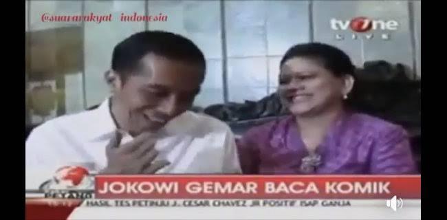 Jokowi Baru Tahu Jenderal Soedirman Meninggal karena TBC, Warganet: Efek Baca Doraemon & Shinchan
