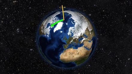 Οι πόλοι έχουν μετακινηθεί κατά 4 μέτρα μέσα σε μόλις 40 χρόνια: πώς το κλίμα επηρεάζει τον άξονα της Γης
