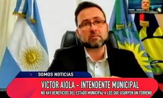 Víctor Aiola Somos Noticias