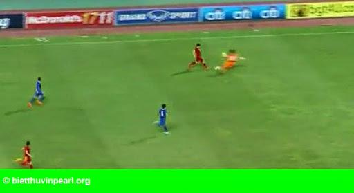Hình 3: Thái Lan 1-0 Việt Nam: Siêu dự bị giải cứu Kiatisak