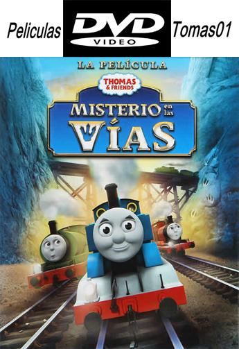 Thomas & Friends: Misterios en las vías (2014) DVDRip