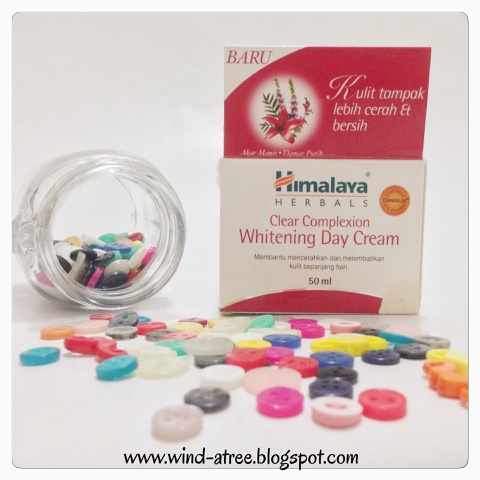 [Review] Himalaya Herbals - Clear Complexion Whitening Day Cream