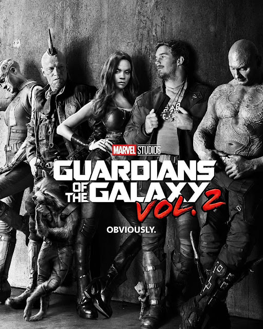 Guardians of the Galaxy: Vol. 2 Poster + Trailer Revealed.