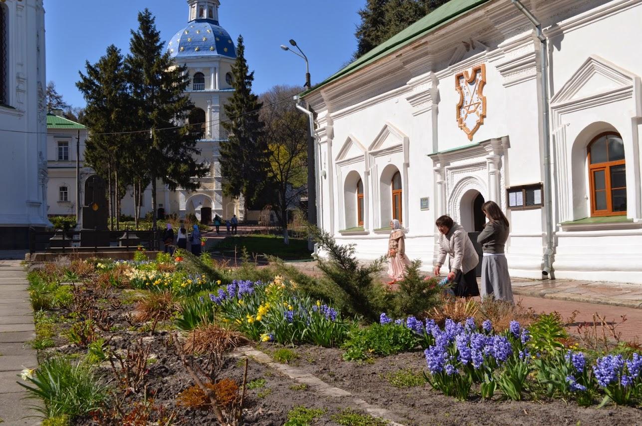 парки в монастырях такой