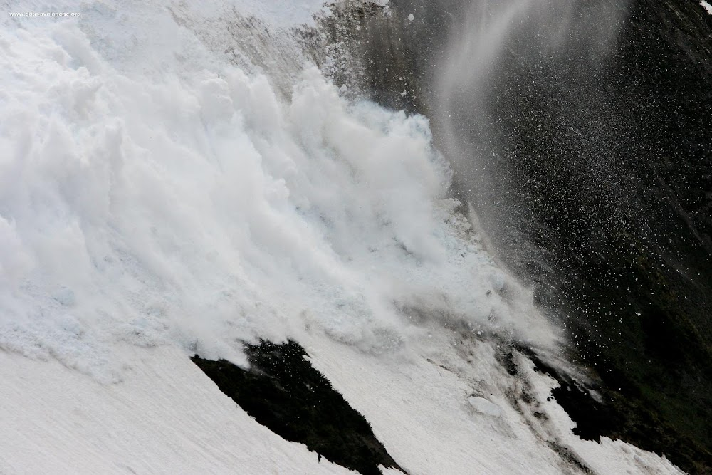 Avalanche Maurienne, secteur Ouillon, Col du Glandon - RD 927 - Photo 1