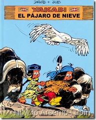 Yakari 18 - El Pájaro de Nieve (By Alí Kates)
